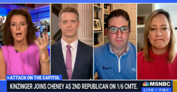 Pelosi forcefully defended from GOP misinformation on Select Committee by these reporters. WOW!