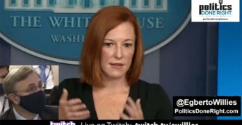 Jen Psaki lays waste to 'Genius Reporter' suggesting an uninformed option out of Afghanistan...
