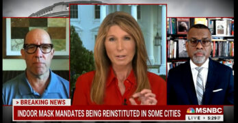 MSNBC Nicolle Wallace: GOP takes pro-death position & media must challenge their Pro-Life statements