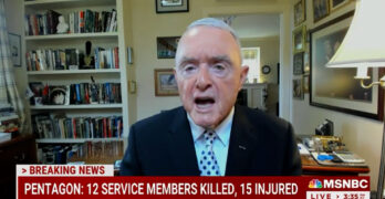 General Barry McCaffrey gives President Biden the ultimate advice as he says: This war is over