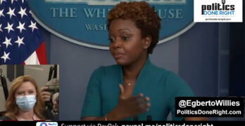 Why are doctors not at the WH Podium Because WH reporters ask stupid questions like this