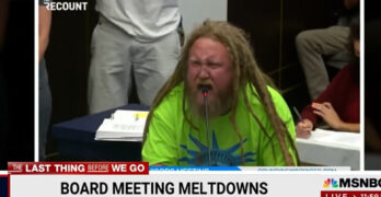 Anti-vaxxers & Anti-maskers at board meetings. Yes! They are this crazy!