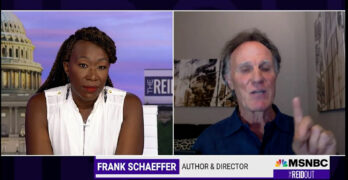 Frank Schaeffer compares the Evangelical movement with the Taliban. Yep. They are