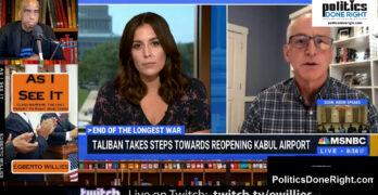 Rep. Adam Smith slammed failed generals as he defends Biden on Afghanistan withdrawal