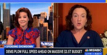 Rep. Katie Porter took no prisoners: Schools 'fiscally irresponsible' Joe Manchin on $3.5T bill