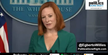 Reporter to Jen Psaki- Should those who called Biden Sleepy Joe apologize now. Great answer