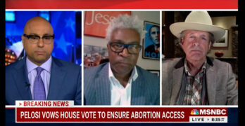 Republican & Democratic Pundits think Texas anti-woman law will hurt Republicans in Election 2022