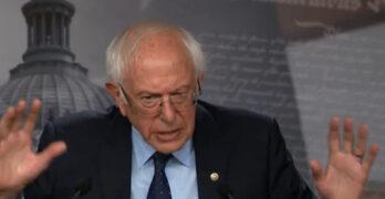Bernie Sanders goes ballistic on Joe Manchin: Stop holding Prez, 48 Senators, & Americans hostage.