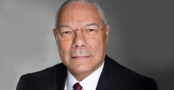 Former Secretary of State, General Colin Powell died this morning