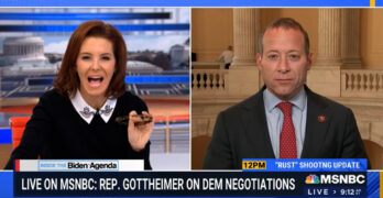 Stephanie Ruhle exposes the obscene legal tax theft by corporations and a complicit congressman.