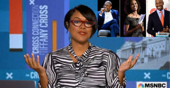The message about Van Jones, Carlos Watson, & Sage Steele only Tiffany Cross had the ovaries to say