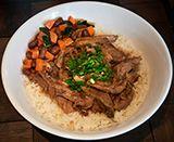 Cantonese Roast Duck - Chinese Food Restaurant in Midtown & Leawood - Blue Koi - Menu Image