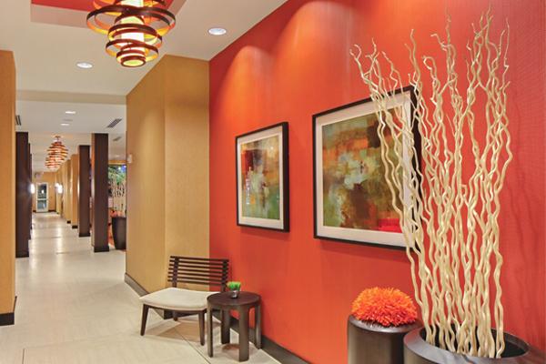 commercial interior design hotel south florida