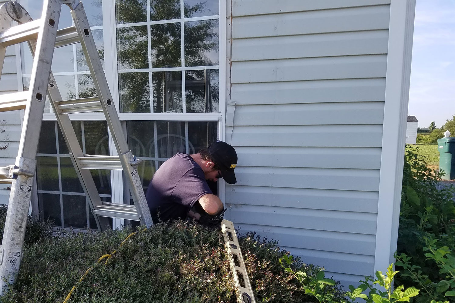 window removal hickory home