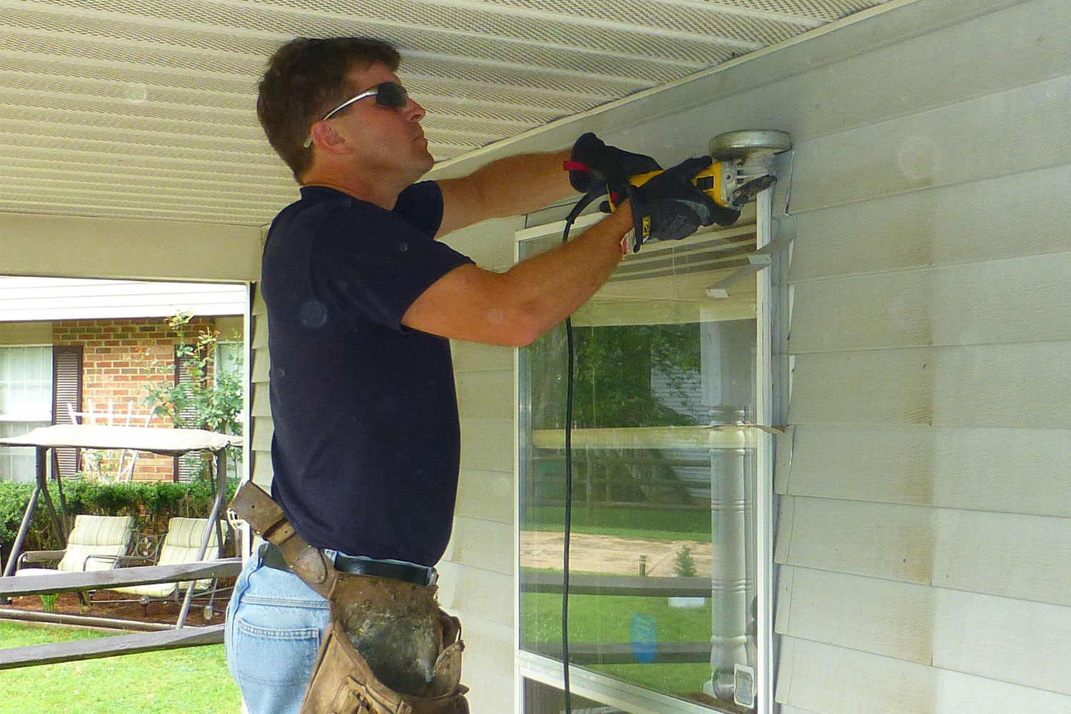 window removal home in marion north carolina