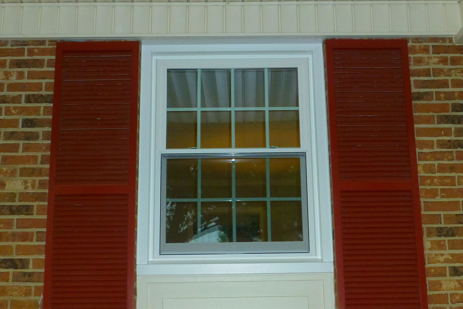 before window in morganton nc home