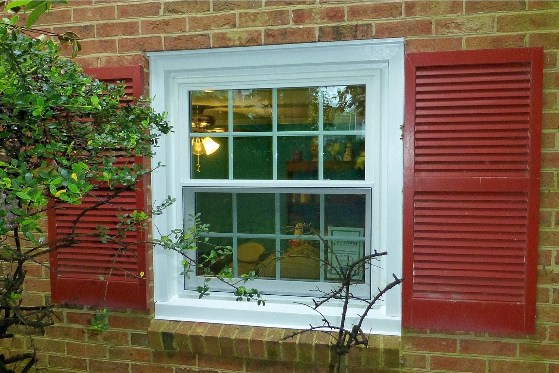 new window in morganton nc home