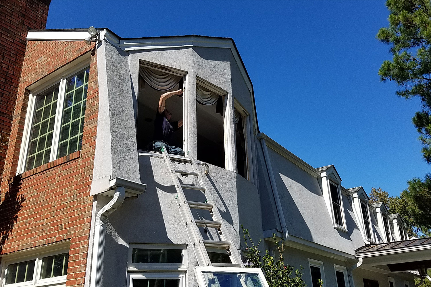 newton-conover window replacement services