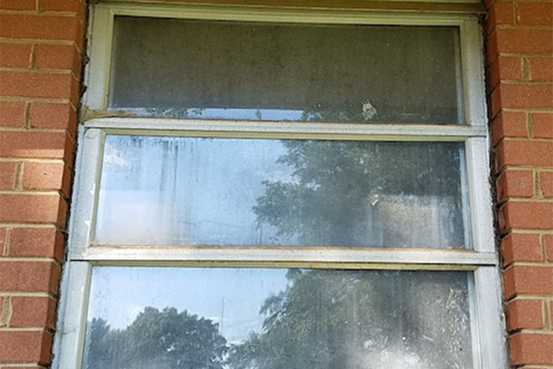 before window installation statesville home
