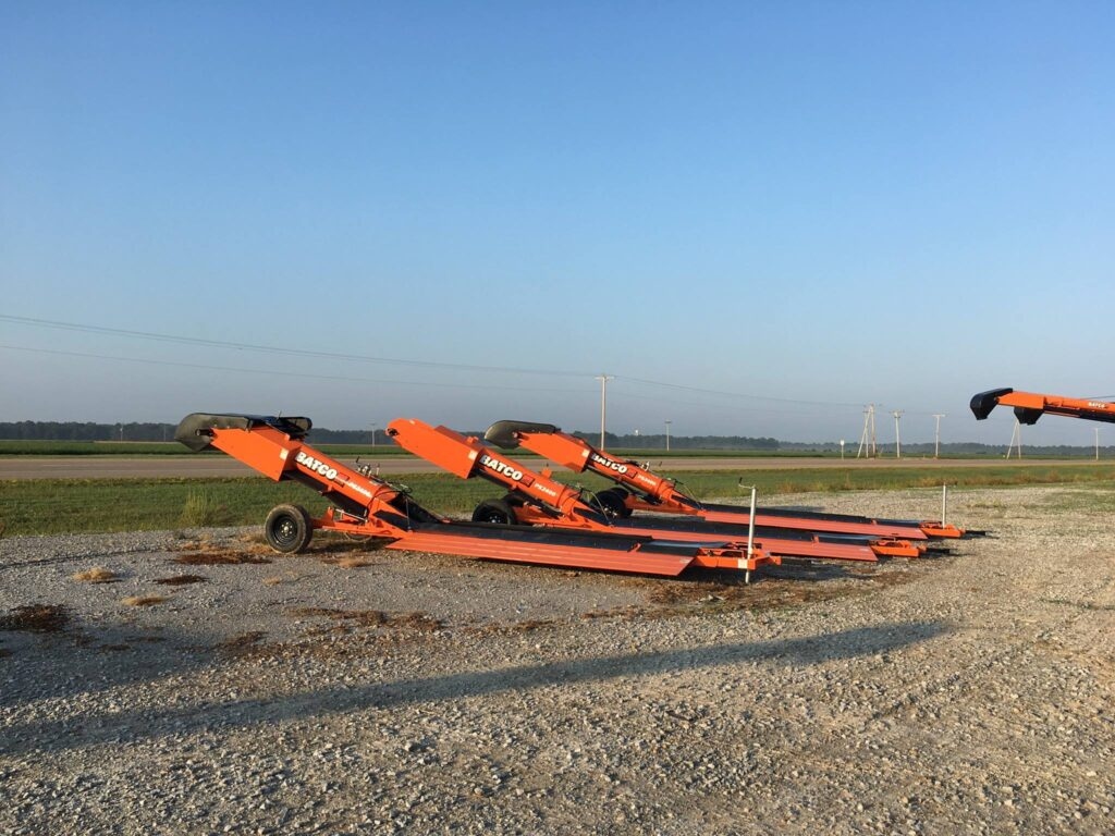 Portable Augers in AR, IL, MO,IA