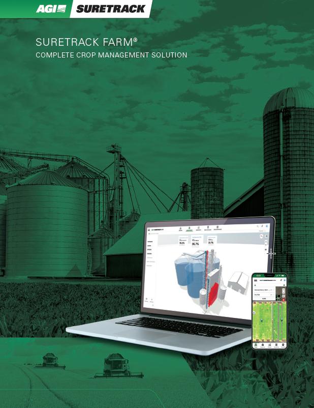 AGI SureTrack Farm Management
