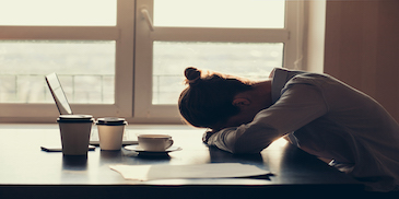 Too Stressed to Sleep? Here are 5 Ways Stress Affects Your Sleep