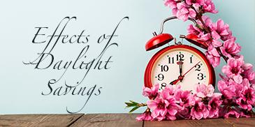 Daylight Savings Time Sleep Problems