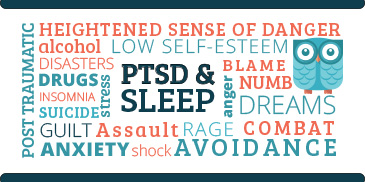 PTSD and How it Can Affect Your Sleep