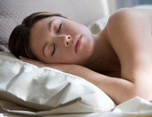 Research indicates that it might be possible to lose weight while sleeping.