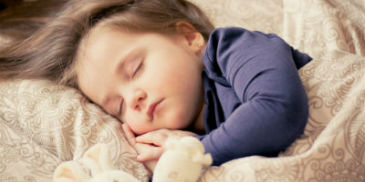 Parents: Your Child's Sleep Problems are Probably Your Own