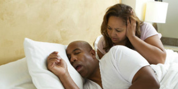 What To Do If Your Partner Snores