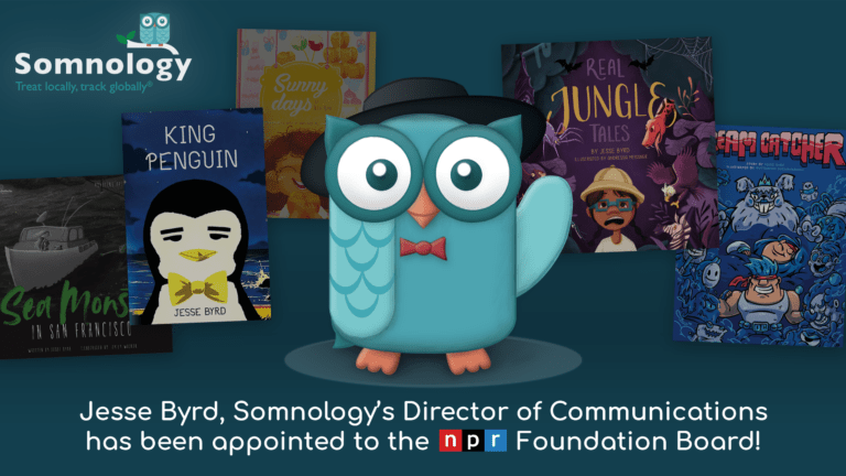 Congratulations to Jesse Byrd on joining the NPR Foundation Board!