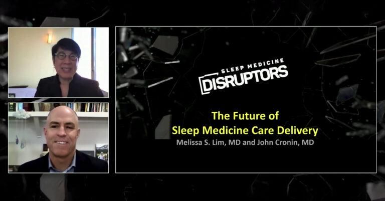 Dr. Melissa Lim Presents at AASM Conference
