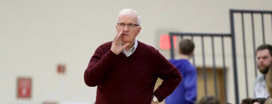 "Coach Bill ""Speedy"" Morris"