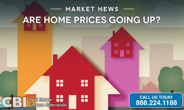 Are Home Prices Going Up?