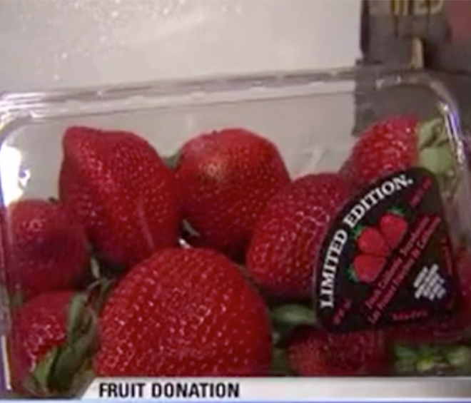 Edible Arrangements Donation – FOX 4 News