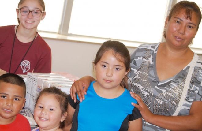 The Dallas Morning News Charities inaugural summer feeding campaign raises $105,000