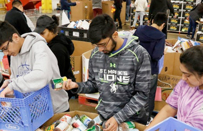 North Texas Food Bank's new facility hopes to be a hub for a fresh distribution model