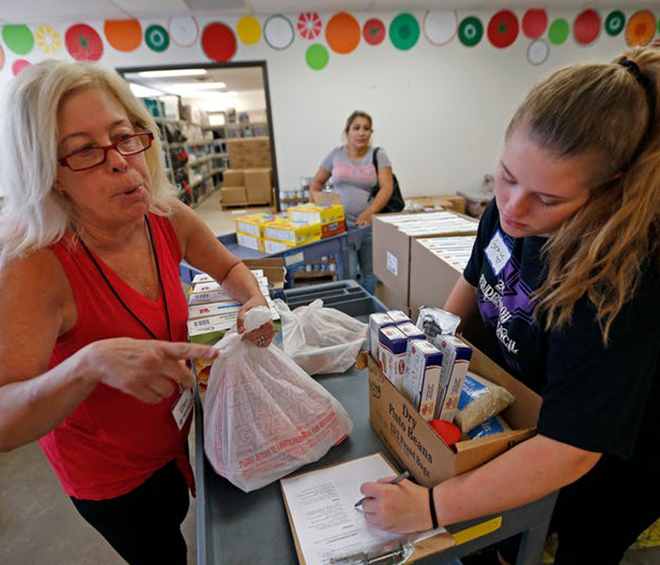Dallas Morning News Charities Tops Goal, Raises Money for 80,000 Meals for Hungry Children