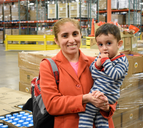 Mother & Son Clients 2
