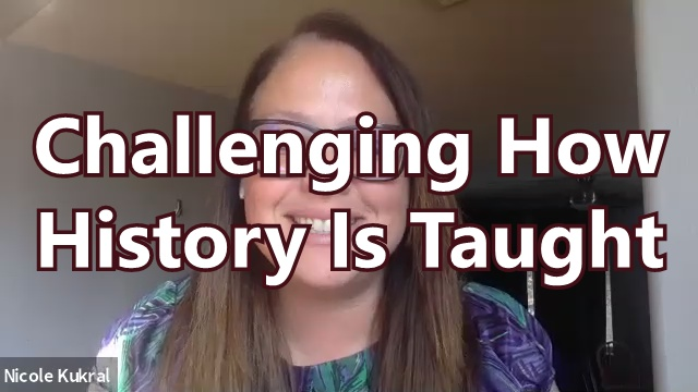 Challenging how History is taught Thumbnail