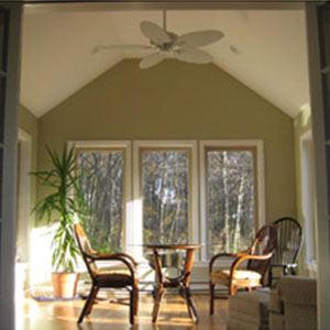 Vaulted Ceiling Remodel