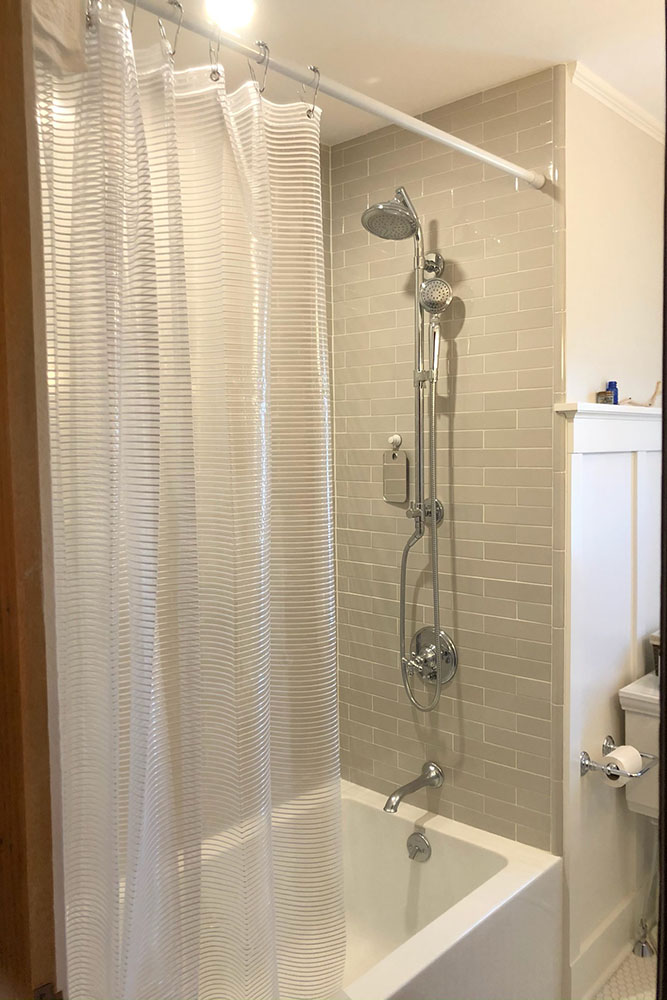 Custom Bathrooms 1