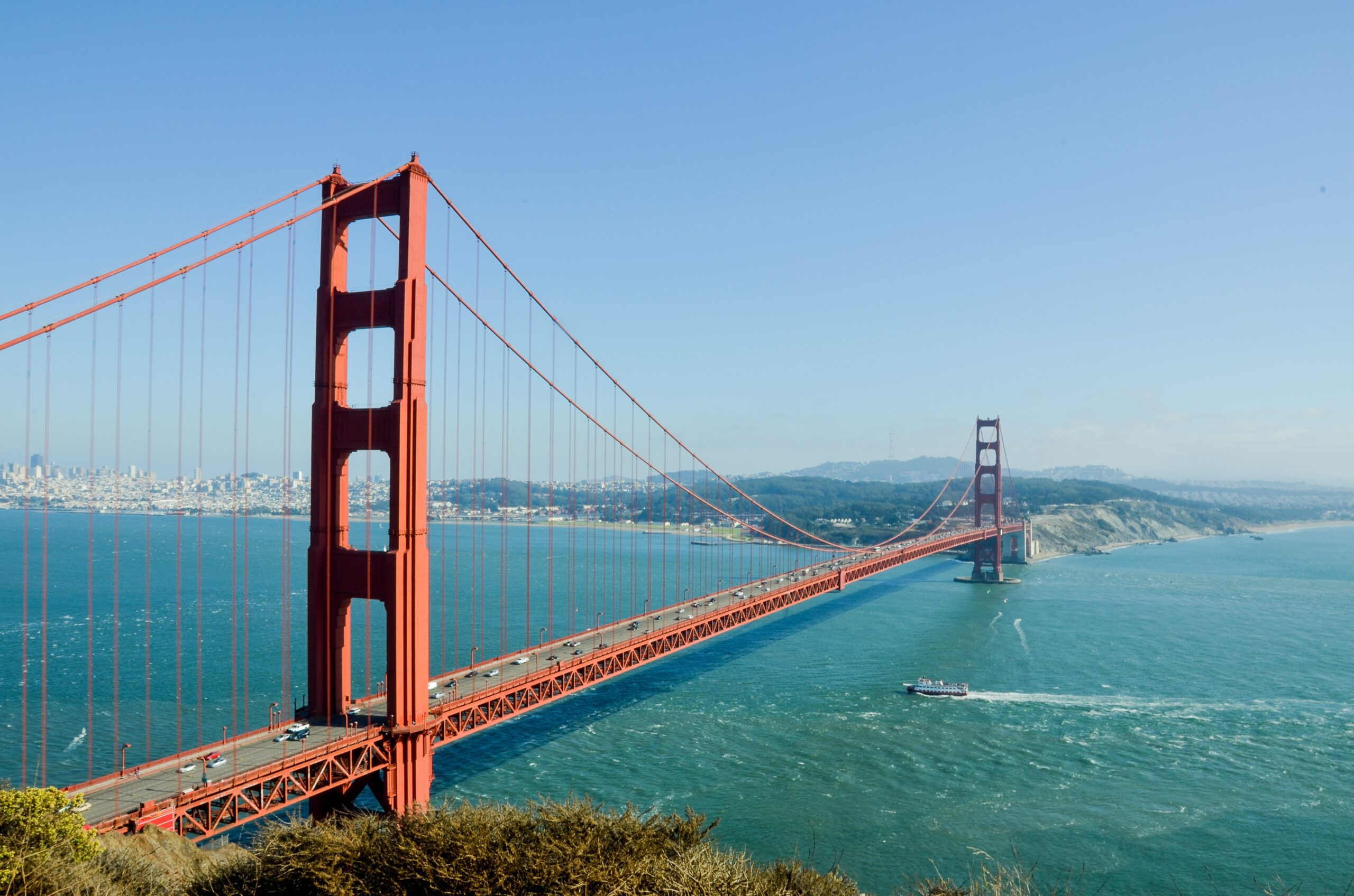 Top 5 Places to Travel in California