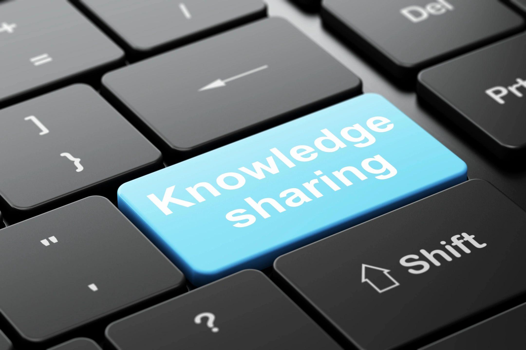 knowledge sharing