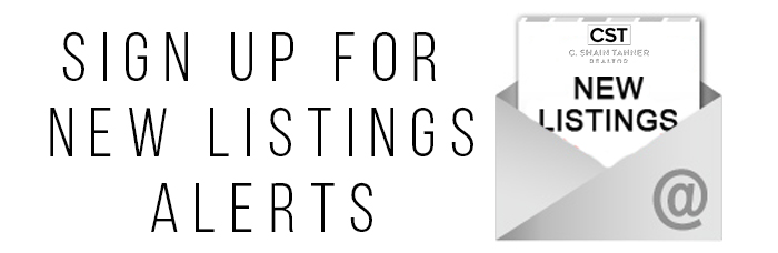 NEW LISTINGS ALERTS BUTTON