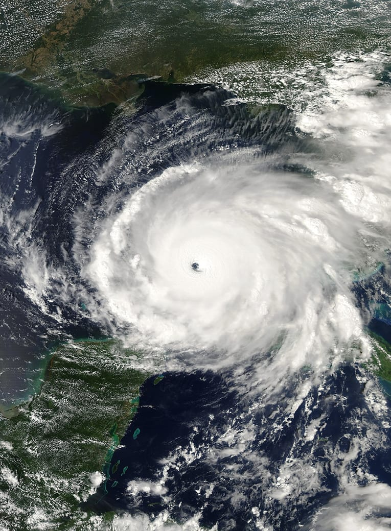 Cancelled - Hurricane Rita - 2005
