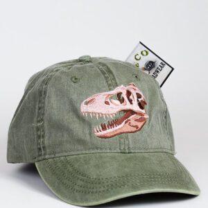 Gator Lizards And Dino Caps