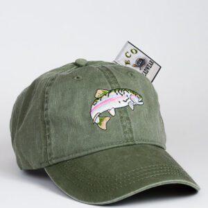 Fish & Amphibian Caps