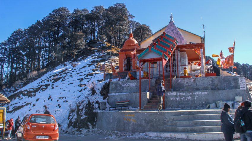 Start of Jalori Pass trek in Tirthan Valley